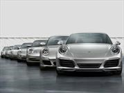 Las generaciones del Porsche 911