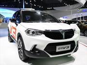 Top 10: Los clones chinos más descarados del Auto Show de Shanghai 2015