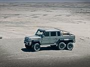 Mercedes-Benz G63 AMG 6x6, una bestia del off-road