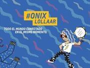 Chevrolet Onix presente en el Lollapalooza