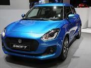 Así es el Suzuki Swift que se presenta en Ginebra