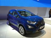 Novedades desde Buenos Aires: Ford Ecosport