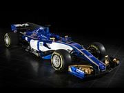 F1 2017: Sauber presenta su nuevo monoplaza