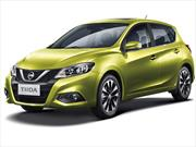 Nissan Tiida Hatchback recibe actualización