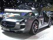 Mercedes SLS AMG GT Final Edition 2014 llega para despedirse