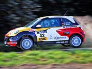 Opel se lució con los modelos Adam Cup y Astra OPC