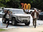 La Ford Bronco Concept regresará en el cine