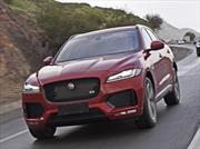 Jaguar F-Pace 2017: Conócelo
