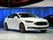 Ford Fusion 2017, ahora con motor V6
