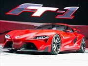 Toyota FT-1 Sports Coupe Concept