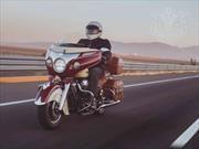 Indian Roadmaster Classic 2017: poderosa, cómoda y sofisticada