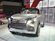 Mitsubishi Concept GC-PHEV, muestra el futuro diseño de la marca