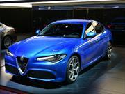 Alfa Romeo Giulia Veloce 2017,  equilibro entre belleza y prestaciones