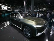 BMW Concept X7 iPerformance, refinada camioneta alemana