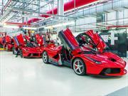 Ferrari reemplazará el tanque de combustible de todas las unidades de LaFerrari