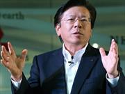 Presidente de Mitsubishi Motors renuncia luego del escándalo de cifras de consumo