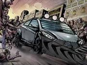 Hyundai Elantra Coupé Survival Machine a prueba de Zombies