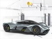 AM-RB 001, el F1 de calle creado por Aston Martin y Red Bull