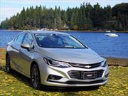 Nuevo Chevrolet Cruze, primeras impresiones en Argentina