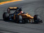 Robert Kubica vuelve a probar un F1 tras 6 años