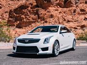 Cadillac ATS-V 2016 llega a México desde $1,400,000 pesos