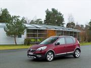 Renault anticipa al nuevo Scenic XMOD