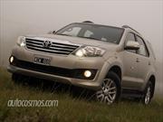 Toyota SW4 2.7 Nafta a prueba