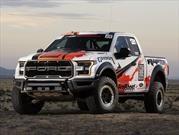 Ford F-150 Raptor 2017 lista para la Baja 1000 y sin modificaciones