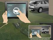 Descubre la app de Land Rover que permite controlar un SUV
