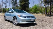 Honda Civic Hybrid 2012 a prueba