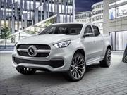 Mercedes Benz devela su esperada camioneta, la Clase X