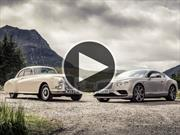 Video: Bentley Continental cumple 63 años