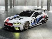 BMW M8 GTE, listo para las 24 Horas de Le Mans