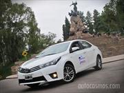 Prueba nuevo Toyota Corolla