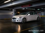 Prueba Ford Mondeo, apuesta tecnológica