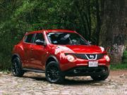Nissan Juke 2014 a prueba