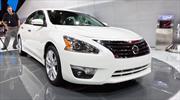 Nissan Altima 2013 debuta en Nueva York