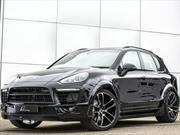 Porsche Cayenne por Lumma Design, con look amenazador