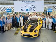 Volkswagen produce 10 millones de autos en México