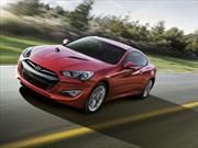 Hyundai Genesis Coupé se renueva en Argentina