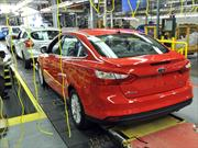 Ford Focus y C-Max se producirán en México