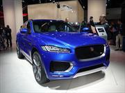 Jaguar F-Pace 2017 se presenta