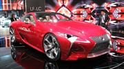 Lexus LF-LC Concept: Deportivo futurista