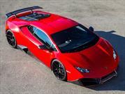 Lamborghini Huracán LP 580-2 por Novitec Torado, pierde la cordura