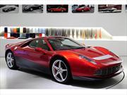 Exclusiva Ferrari SP12 EC de Eric Clapton