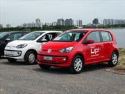 VW up! Day, manejando al nuevo benjamín de la marca.