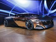 Peugeot Onyx Concept debuta en Par&#237;s 2012