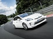 El Toyota Prius marca un inesperado récord en Nürburgring