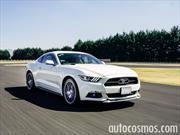 Probamos el Ford Mustang se presenta en el Salón de BA
