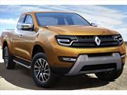 Así podría ser la nueva pick up de Renault